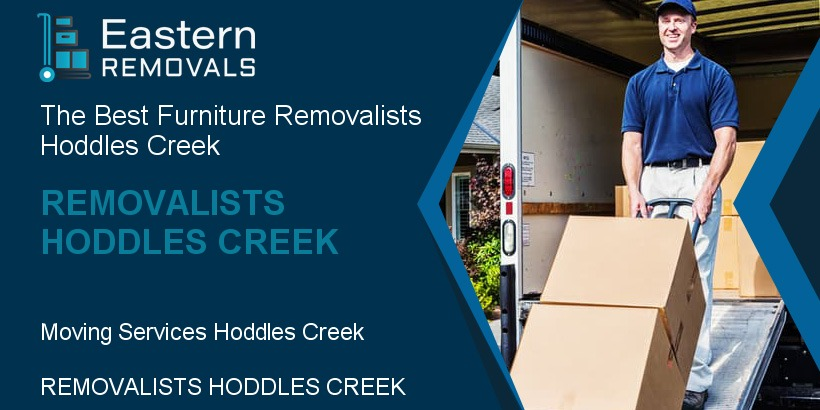 Removalists Hoddles Creek