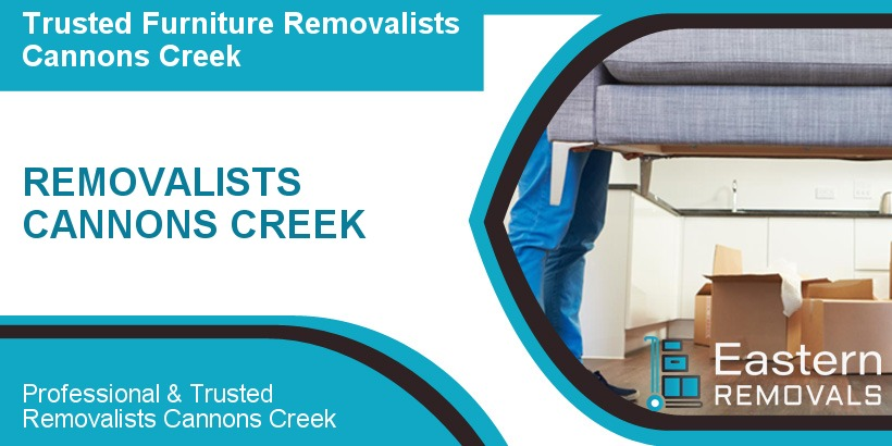 Removalists Cannons Creek