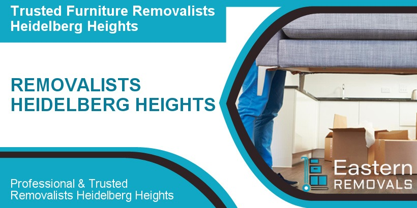 Removalists Heidelberg Heights