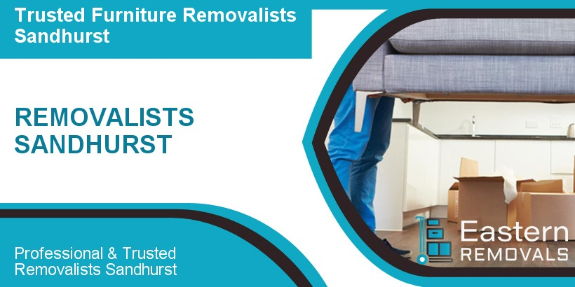 Removalists Sandhurst