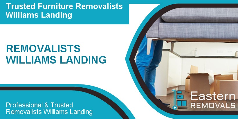 Removalists Williams Landing