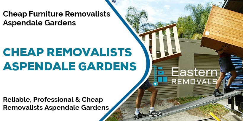 Cheap Removalists Aspendale Gardens