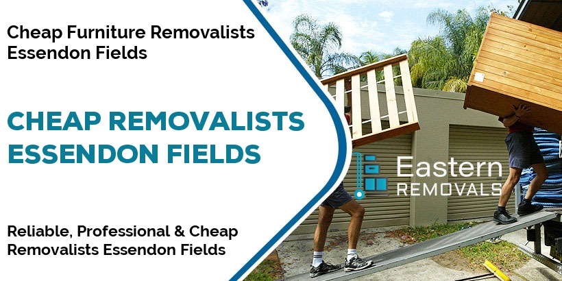 Cheap Removalists Essendon Fields