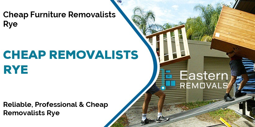Cheap Removalists Rye