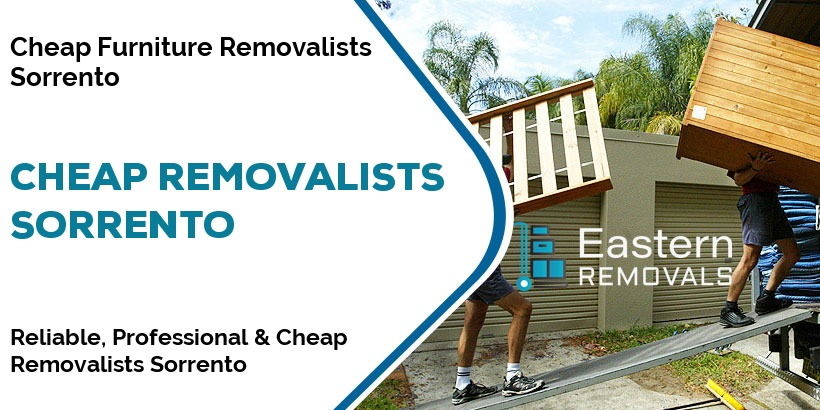 Cheap Removalists Sorrento
