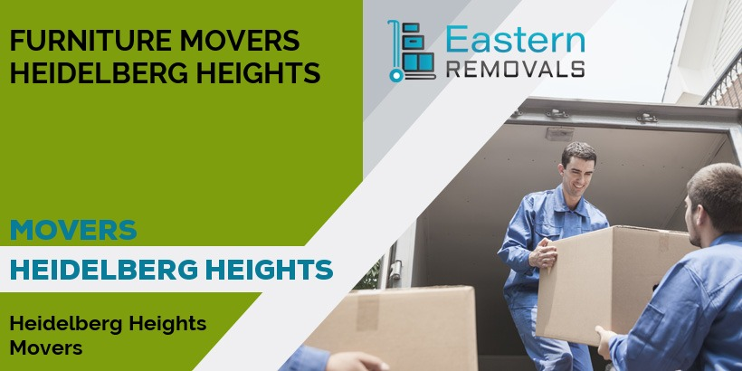 Movers Heidelberg Heights