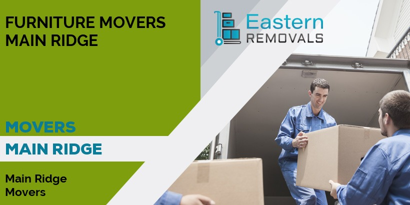 Movers Main Ridge