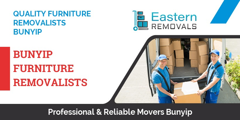 Furniture Removalists Bunyip