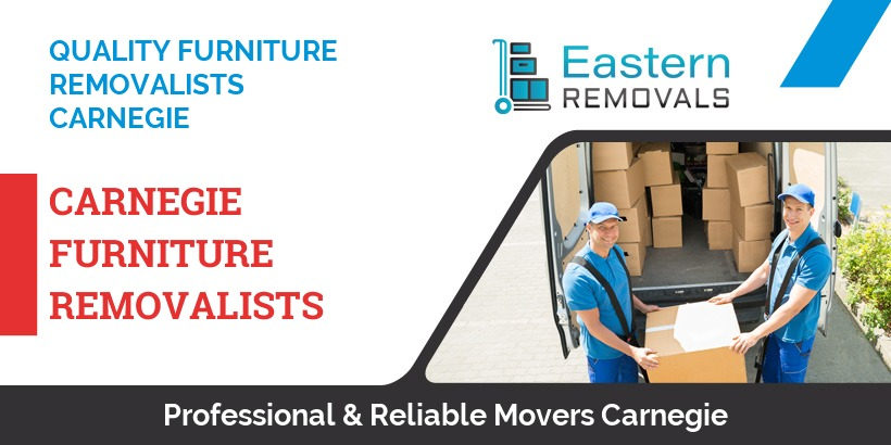 Furniture Removalists Carnegie