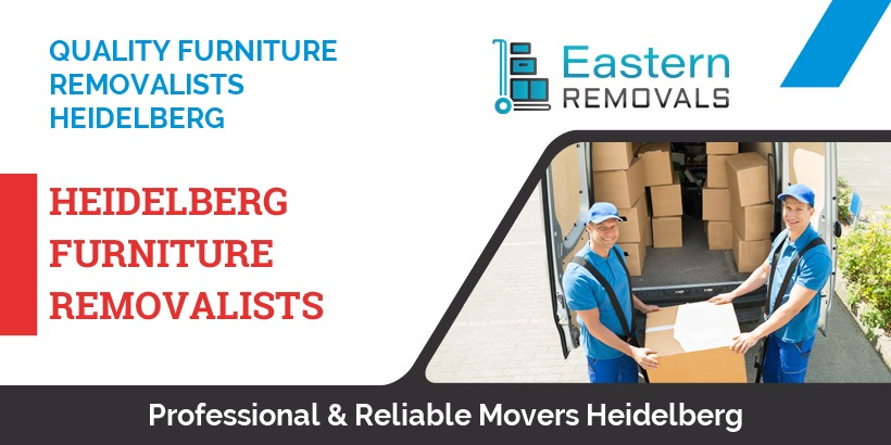 Furniture Removalists Heidelberg