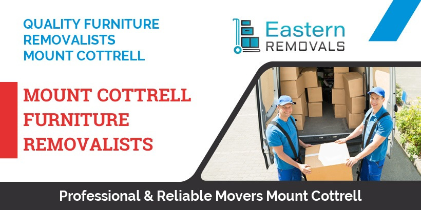 Furniture Removalists Mount Cottrell