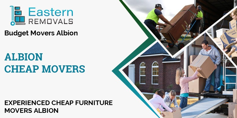 Cheap Movers Albion