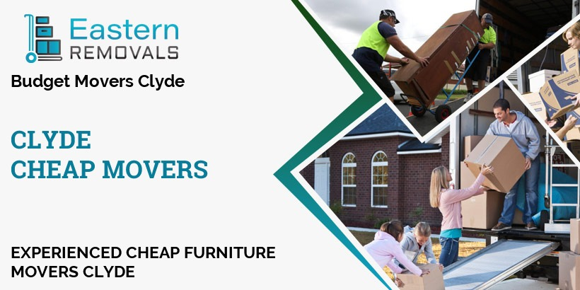 Cheap Movers Clyde
