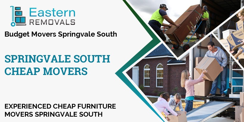 Cheap Movers Springvale South