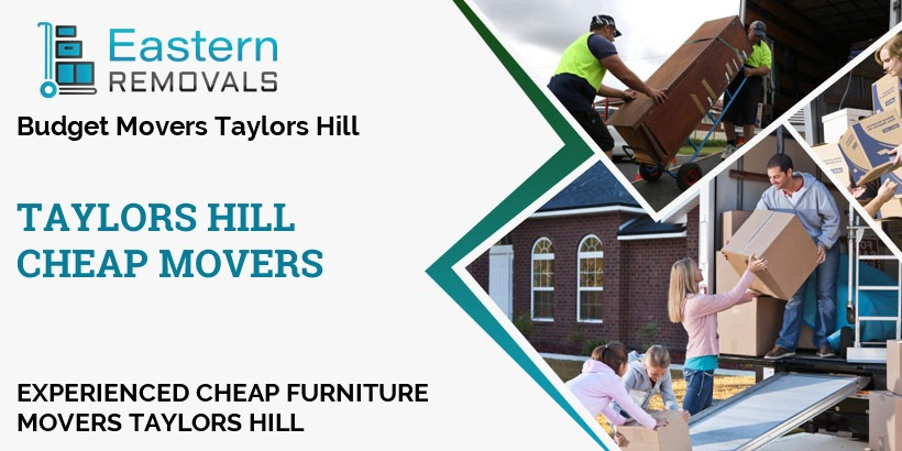 Cheap Movers Taylors Hill